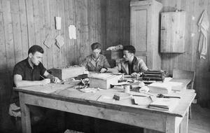 EVERYDAY LIFE AT STALAG LUFT III PRISONER OF WAR CAMP, SAGAN, GERMANY