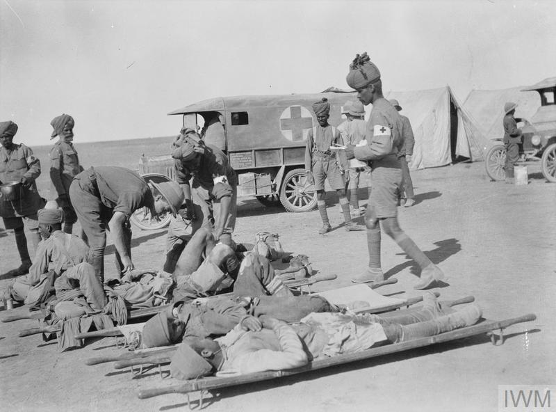 Medicine During The First World War Mesopotamia Q 24440