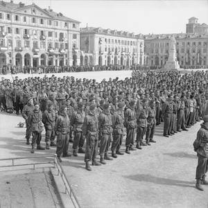 THE SPECIAL AIR SERVICE (SAS) IN ITALY DURING THE SECOND WORLD WAR