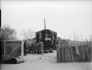 THE BRITISH ARMY IN THE UNITED KINGDOM 1939-1945