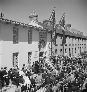 THE MUSLIM COMMUNITY IN CARDIFF, C 1943