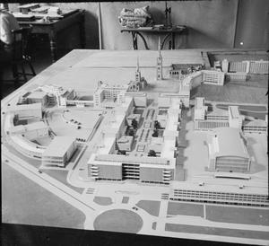 POST WAR RECONSTRUCTION OF COVENTRY