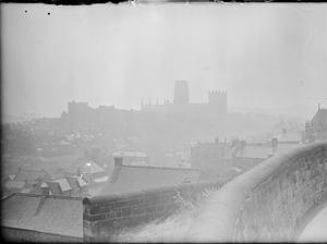 DURHAM, ENGLAND IN WARTIME, C 1943