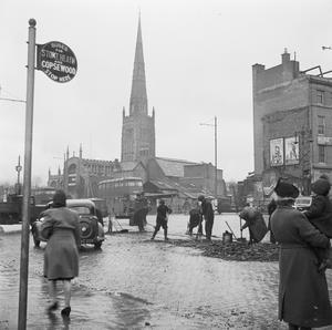 COVENTRY, ENGLAND, SPRING 1944