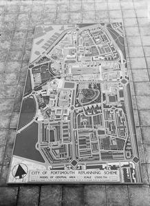 POST 1945 RECONSTRUCTION OF PORTSMOUTH