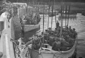 THE SPITZBERGEN RAID 1941