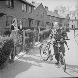 THE HOME GUARD IN THE  UNITED KINGDOM 1939-1945