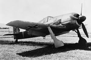 THE FOCKE WULF FW 190.