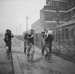 GERMAN PRISONERS OF WAR IN BRITAIN