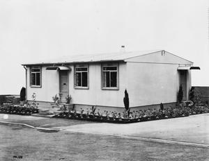 TEMPORARY HOUSING IN BRITAIN AFTER THE SECOND WORLD WAR