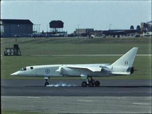 FIRST TAKE OFF AND LANDING OF THE TSR2 (PART 1) [Main Title]