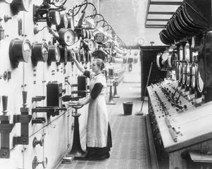 THE WOMEN'S WORK IN PUBLIC SERVICES, 1914-1918