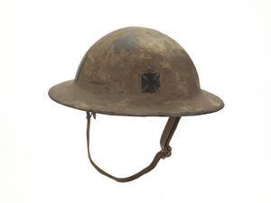 Steel Helmet, MKI: Padre, British Army