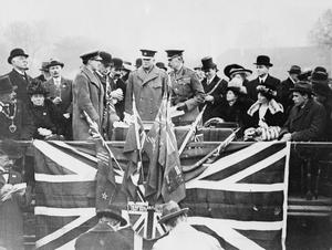 THE FIRST WORLD WAR PERSONALITIES