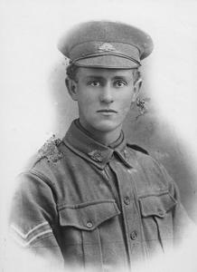 Corporal Albert William Davis