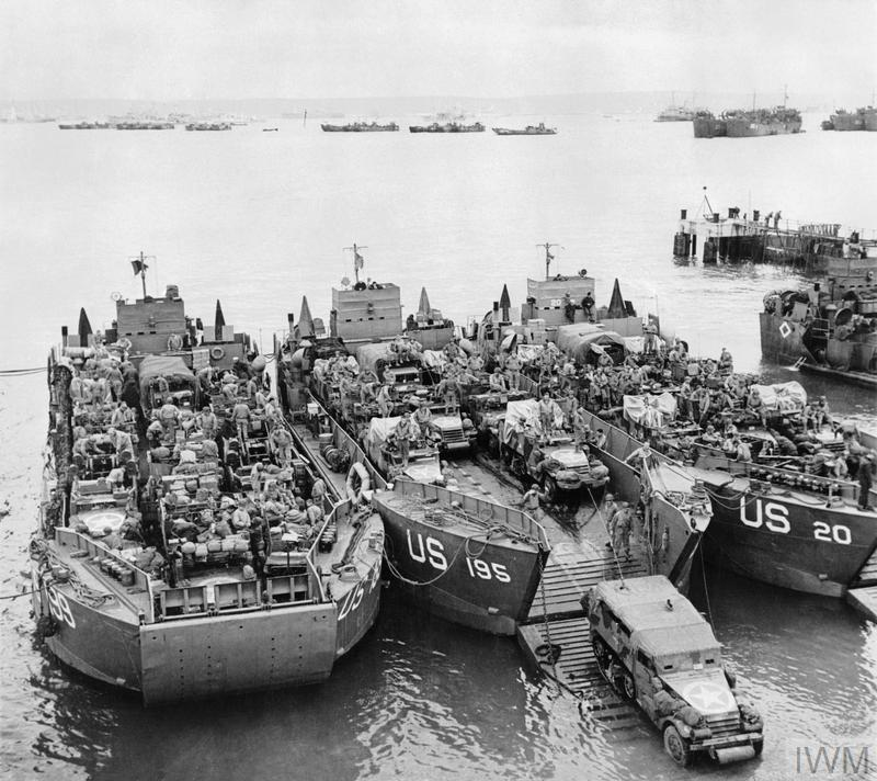 Operation Overlord The Normandy Landings D Day 6 June