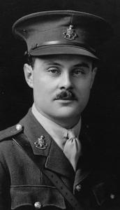 Second Lieutenant Robert Barrett Finlayson