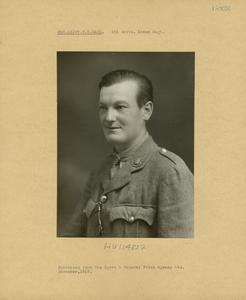 Second Lieutenant Thomas William Gage