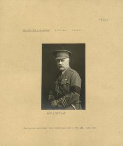 Colonel Archibald Edward Garrod