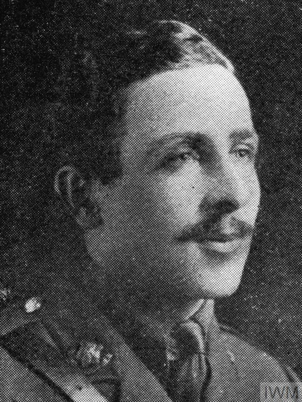 Lieutenant Thomas Martin Garrod