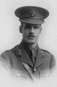 Second Lieutenant Leslie Thomas Garratt