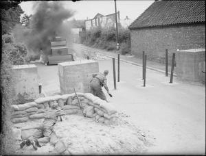 THE HOME GUARD DURING THE SECOND WORLD WAR