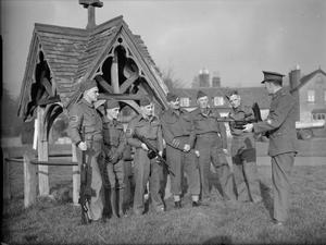 THE HOME GUARD IN THE SECOND WORLD WAR