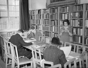 NIGHT SCHOOL GIRL: EVENING CLASSES IN WARTIME LONDON, C 1940
