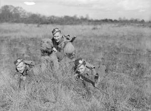WAR DOG TRAINING IN BRITAIN, C 1940