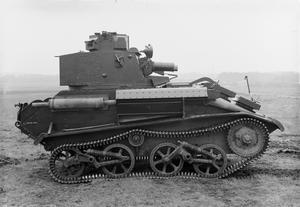 BRITISH ARMOURED FIGHTING VEHICLES 1918-1939