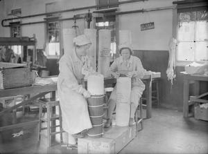 THE WOMEN BEHIND THE GUNS: MUNITIONS PRODUCTION IN BRITAIN, 1940