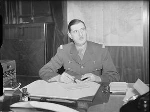 SECOND WORLD WAR PERSONALITIES: CHARLES DE GAULLE