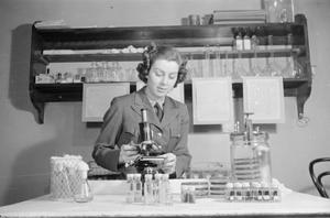 THE WORK OF THE AMERICAN HOSPITAL IN BRITAIN, PARK PREWETT HOSPITAL, BASINGSTOKE, HAMPSHIRE, FEBRUARY 1941