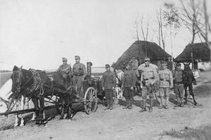 THE AUSTRO-HUNGARIAN ARMY ON THE EASTERN FRONT, 1914-1918