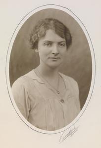 MISS ANNIE MARION THORNE