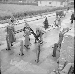 THE HOME GUARD 1939-45
