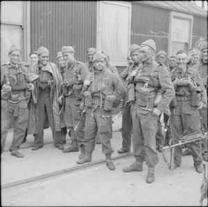 THE BRITISH ARMY IN THE UNITED KINGDOM 1939-45