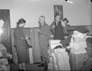 EAST HAM INFORMATION BUREAU: WAR WELFARE WORK IN LONDON, 1941