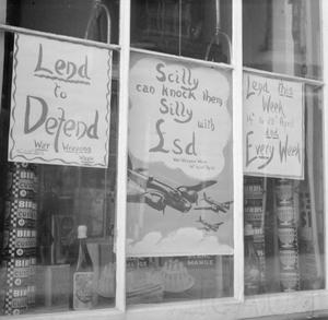 WARTIME IN THE SCILLIES: EVERYDAY LIFE ON THE SCILLY ISLES, APRIL 1941