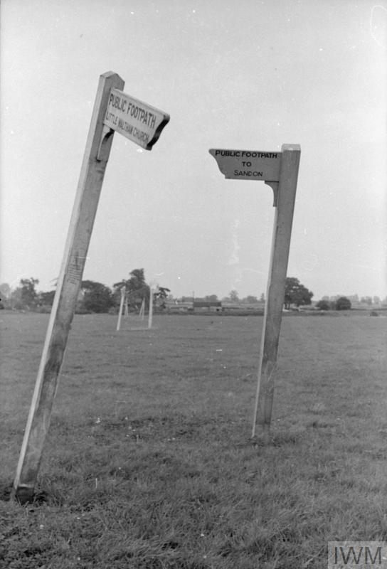 SPRINGFIELD IN WARTIME: EVERYDAY LIFE IN AN ESSEX VILLAGE, AUGUST 1941