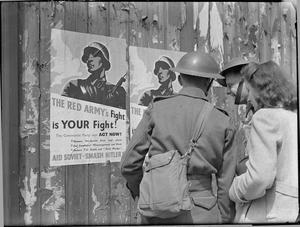 PROPAGANDA ON THE BRITISH HOME FRONT, 1941