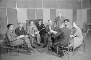 ANSWERING YOU: THE PRODUCTION OF A BBC RADIO PROGRAMME FOR THE UNITED STATES OF AMERICA, 1941