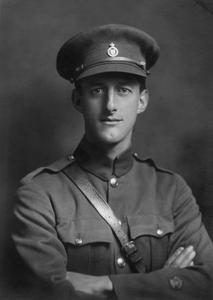Quarter Master Sergeant Hugh B Joscelyne