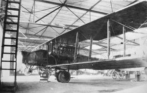 FRIEDRICHSHAFEN G. IIIA. HEAVY BOMBER