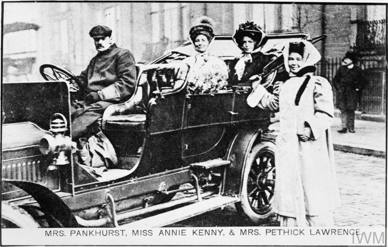 Women on the Home Front in World War One