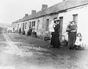THE LIVING CONDITIONS IN BRITAIN PRIOR TO THE FIRST WORLD WAR