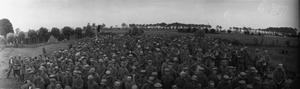 THE BATTLE OF MESSINES, JUNE 1917
