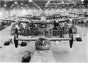 BIRTH OF A BOMBER: AIRCRAFT PRODUCTION IN BRITAIN, 1942