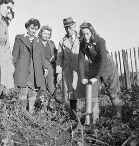 ARREST THAT RAT: THE WORK OF THE WOMEN'S LAND ARMY RAT CATCHERS, SUSSEX, 1942