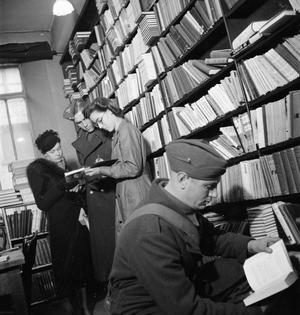 BOOKS IN WARTIME, 1942